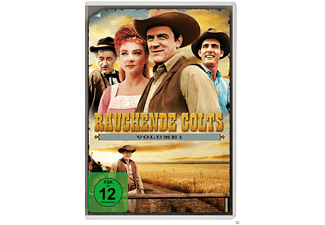 Rauchende Colts - Staffel 1 - (DVD)