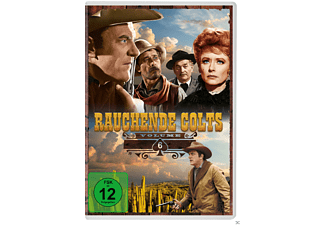 Rauchende Colts - Staffel 6 - (DVD)