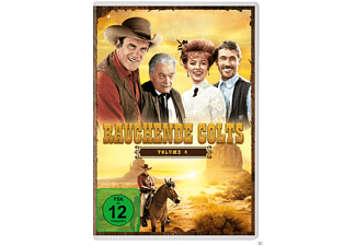 Rauchende Colts - Staffel 4 - (DVD)
