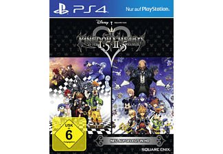 KINGDOM HEARTS 1.5 & 2.5 REMIX - PlayStation 4
