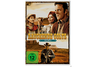 Rauchende Colts - Staffel 8 - (DVD)