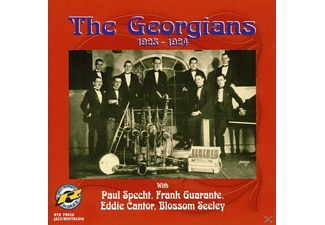 GEORGIANS, WITH P.SPECHT, F.GUERANT, Georgians,With P.Specht,F.Guerante,E.Cantor,B. - The Georgians 1923-24 - (CD)
