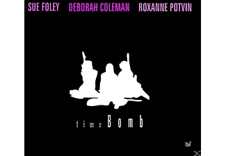 Sue Foley, Deborah Coleman, Roxanne Potvin - Time Bomb - (CD)