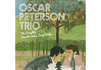 Oscar Trio Peterson - The Complete Harold Arlen Song Books - (CD)