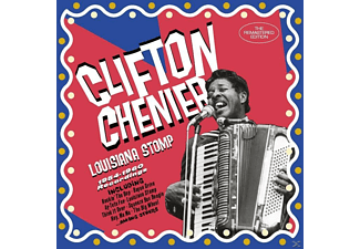 Clifton Chenier - Louisiana Stomp 1954-1960 Recordings - (CD)