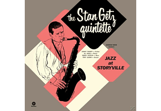 Stan Quintet Getz - Jazz At Storyville+5 Bonus Tracks (Ltd.180g Vin - (Vinyl)