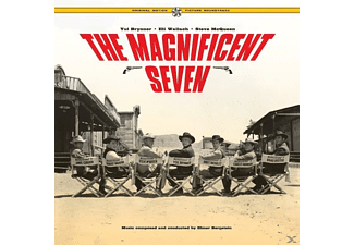 Elmer Bernstein - The Magnificent Seven-The Complete Original - (Vinyl)