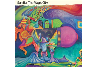 Sun Ra - The Magic City+2 Bonus Tracks (180g Vinyl) - (Vinyl)