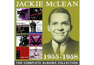 Jackie Mclean - The Complete Albums Collection 1955-1958 - (CD)