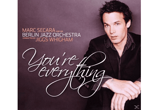 Marc Secara - You' Re Everything - (CD)