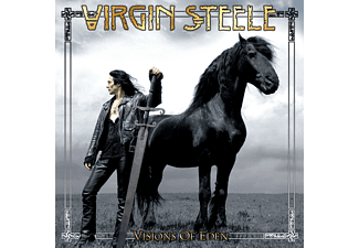 Virgin Steele - Visions Of Eden/Re-Release - (CD)