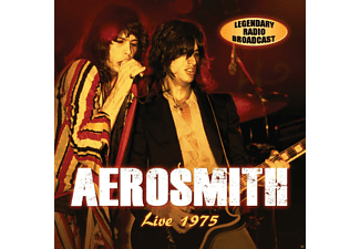 Aerosmith - Live 1975 - (CD)