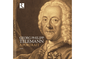 VARIOUS - A Portrait - (CD)