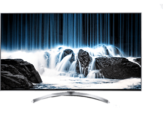 "LG 60SJ850V 60"" LG SUPER UHD TV med Smart TV - Silver"