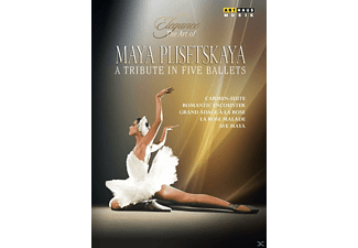 Maya  Plisetskaya - Maya Plisetskaya-A Tribute in five Ballets - (DVD)