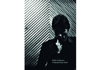 Brett Anderson - Collected Solo Work (5CD+DVD) - (CD + DVD)