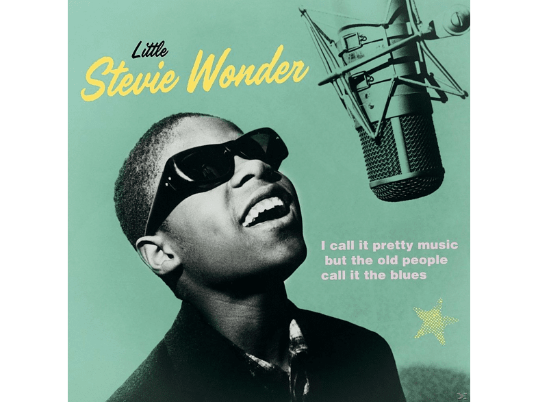 """""""little"""" Stevie Wonder - I Call It Pretty Music,But The Old People Call It [Vinyl]"""