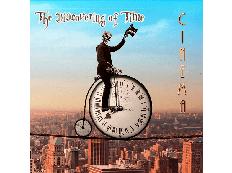 Cinema - The Discovering Of Time [CD]