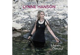 Lynne Hanson - Uneven Ground - (CD)