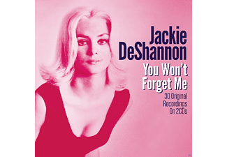 Jackie DeShannon - You Won't Forget Me - (CD)