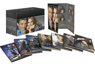 Castle - Die komplette Serie (Limited Edition) - (DVD)