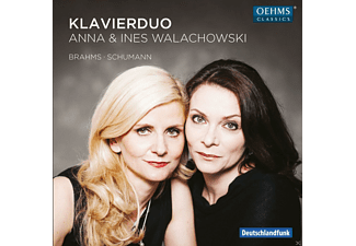 Anna & Ines Walachowski - Piano Duo - (CD)