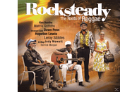 VARIOUS - Rocksteady - The Roots of Reggae [CD]