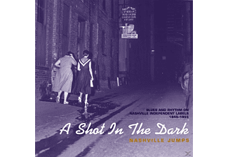 VARIOUS - Nashville Jumps, 1945-1955  8- - (CD)