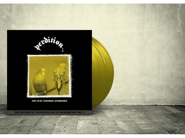 The Perdition - Not Just Another Anthology [Vinyl]
