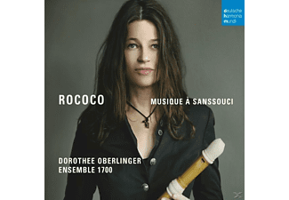 Dorothee Oberlinger - Rokoko - (CD)