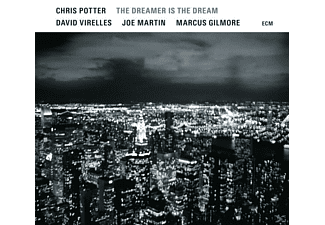 David Virelles, Joe Martin, Marcus Gilmore, Potter Chris - The Dreamer Is The Dream - (Vinyl)