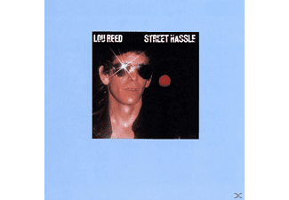Lou Reed - STREET HASSLE - (CD)