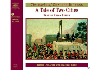 A TALE OF TWO CITIES - 3 CD - Literatur/Klassiker