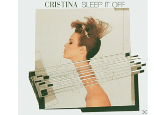 Christina - Sleep It Off - (CD)