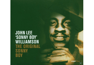 Sonny Boy Williamson - The Original Sonny Boy - (CD)