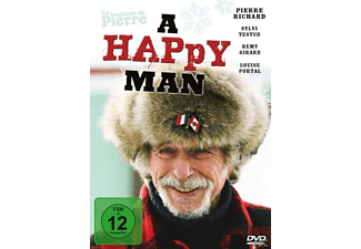 A Happy Man - (DVD)