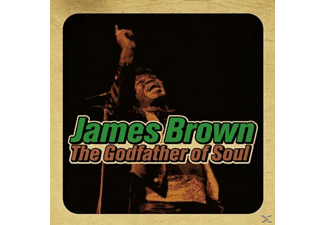 James Brown - Godfather Of Soul - (CD)