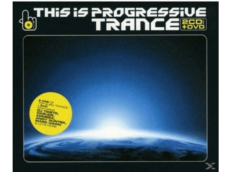 VARIOUS - This Is Progressive Tranc [CD + DVD]