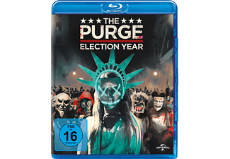 The Purge: Election Year - (Blu-ray)
