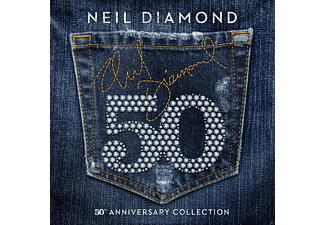 Neil Diamond - 50th Anniversary Collection (3CD) - (CD)