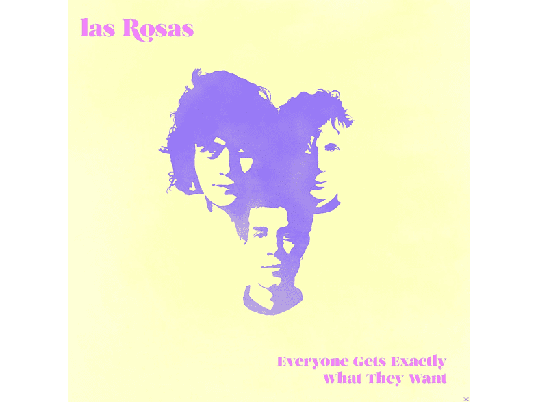 Las Rosas - Everyone Gets Exactly What They Want [Vinyl]