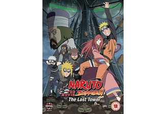 Naruto - Shippuden: The Movie 4 - The Lost Tower Action DVD
