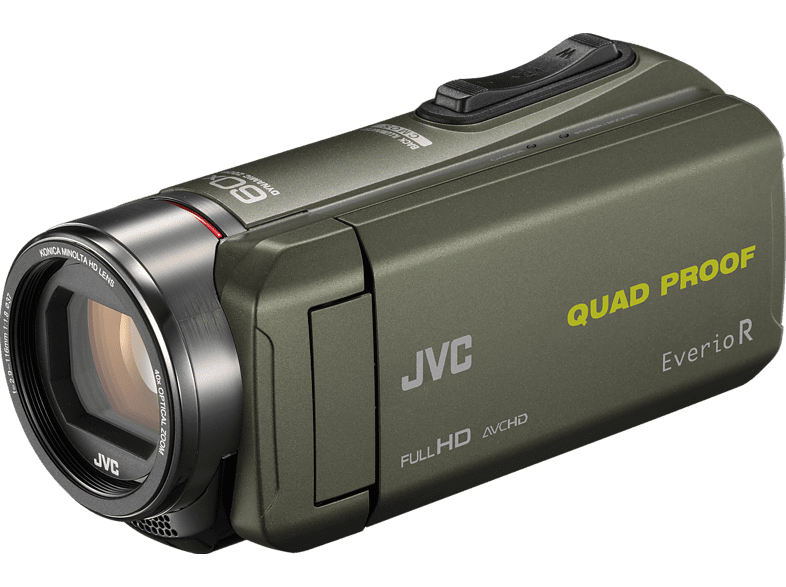 JVC GZ-R435 Camcorder Full HD, CMOS 2.5 Megapixel, 40x opt. Zoom