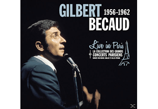 Gilbert Bécaud - Live In Paris 1956-1962 - (CD)
