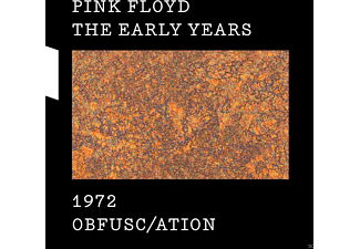 Pink Floyd - 1972 OBFUSC/ATION - (CD + Blu-ray Disc)