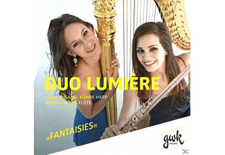 Duo Lumiere - Fantaisies - (CD)