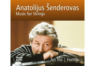 Art Vio, Fortvio - Music for Strings - (CD)