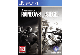 Tom Clancy's Rainbow Six Siege NL/FR PS4