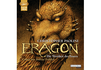 ERAGON 3 - DIE WEISHEIT DES FEUERS - 6 MP3-CD - Science Fiction/Fantasy