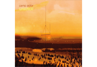 Camp Actor - Warmer - (CD)